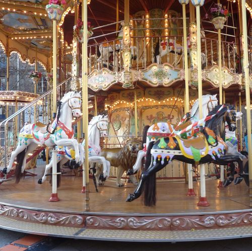 PARIS CARRE MANEGE