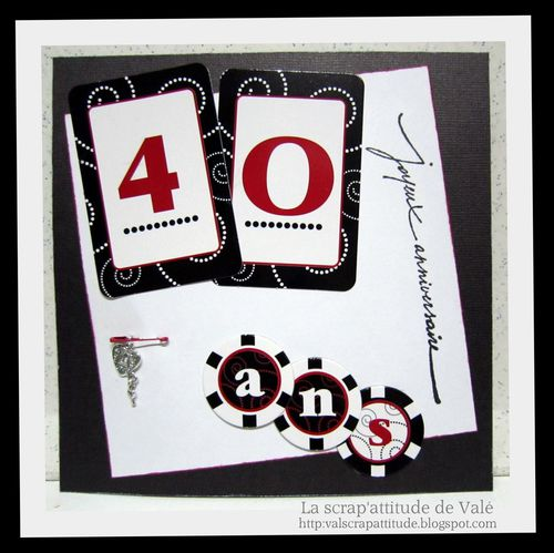 carte anniversaire 40 ans anniversaire 40 ans idee de cadeau original citation carte. Black Bedroom Furniture Sets. Home Design Ideas
