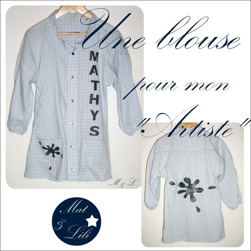 blouse mathys
