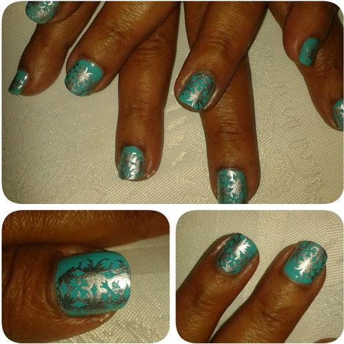 stamping pour belle maman