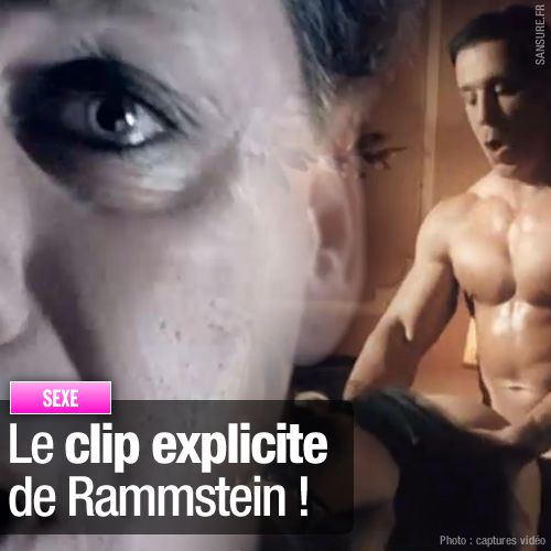 Rammstein Pussy Clip non censuré -