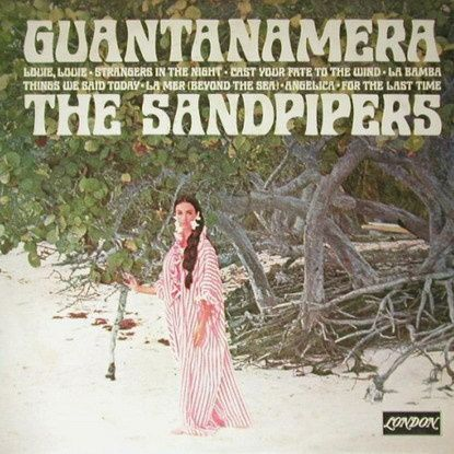 PopHits14-TheSandpipers-Guantanamera