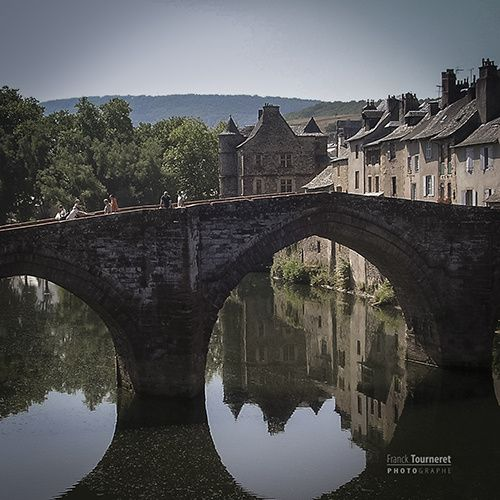 Espalion - Photo Aveyron 02