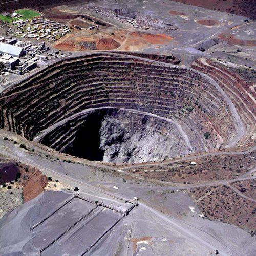 Finsch mine diamant