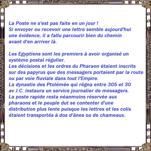 Courrier postal 2
