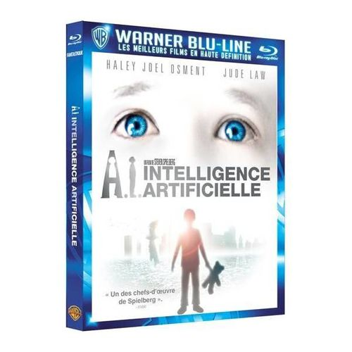 [blu-ray] A.I. Intelligence Artificielle : 1e partie