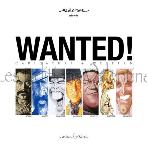 wanted-caricature-western