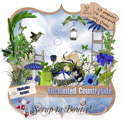 preview enchanted countryside