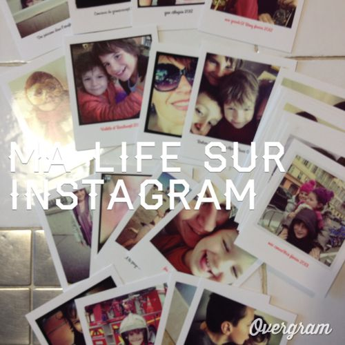 Transformer ses photos instagram