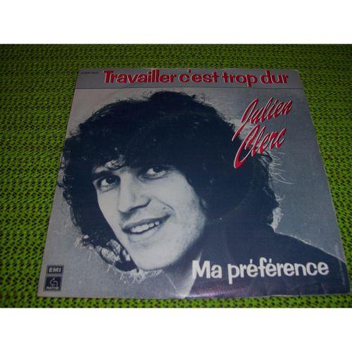"""Julien Clerc : """"Ma préférence"""" (live 1981)"""