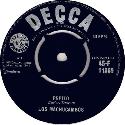 """Los Machucambos - """"Pepito"""""""