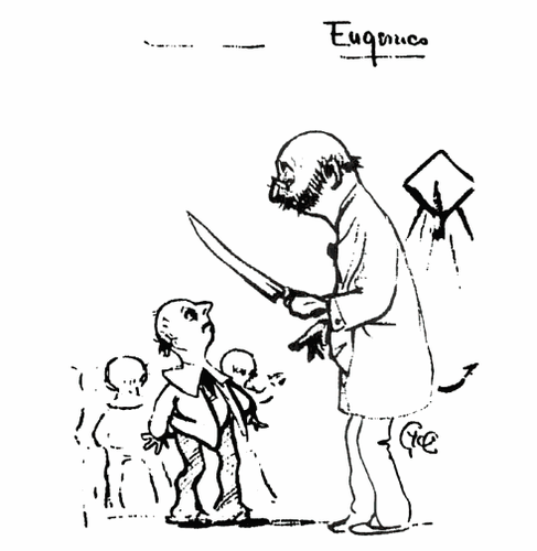 1922 : Eugenics and Others Evils