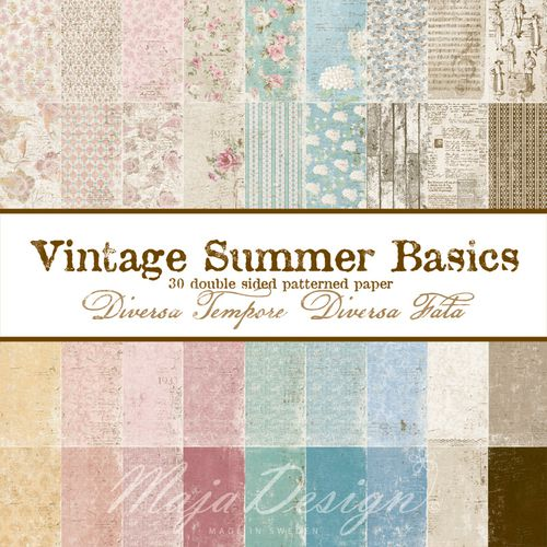 Vintage Summer Basics -Photo