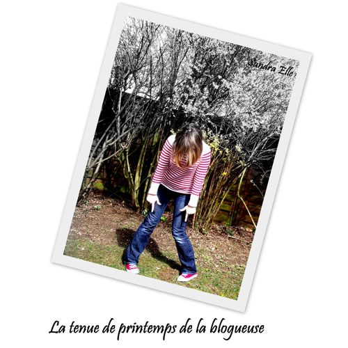 Le look de la blogueuse printemps 2010
