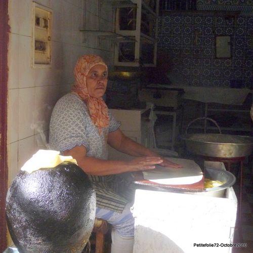 Maroc2010-Fès les commercants (10)