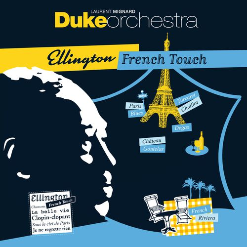 Duke Orchestra - Ellington French Touch, cover