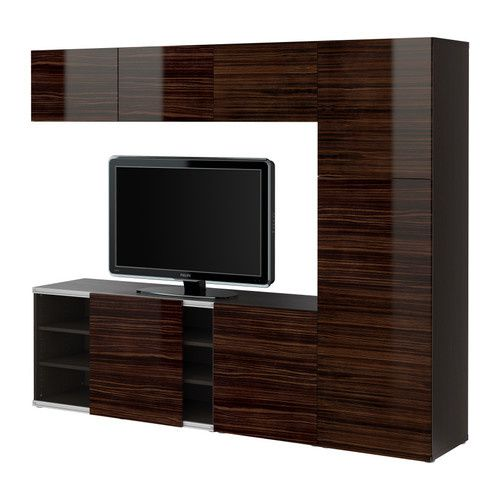 2011 chez ikea pretty little things - Ikea meuble besta tv ...