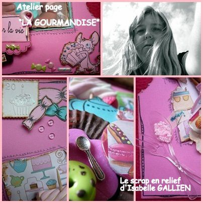 page gourmandise