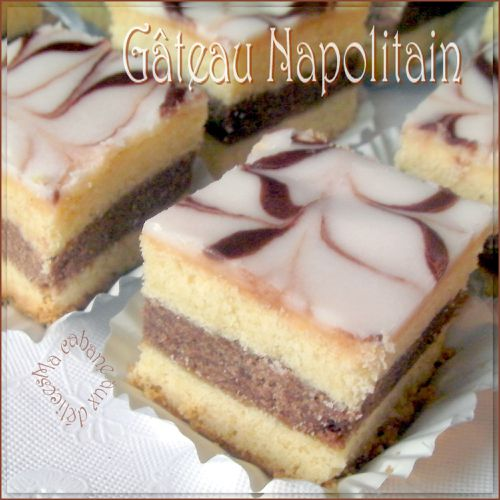 Gateau Napolitain photo 3