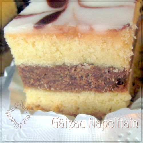 Gateau Napolitain photo 5