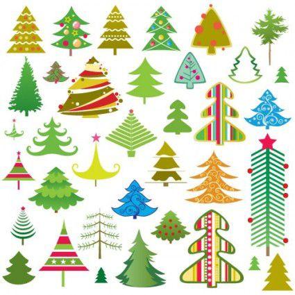 lovely_christmas_tree_vector_153897.jpg