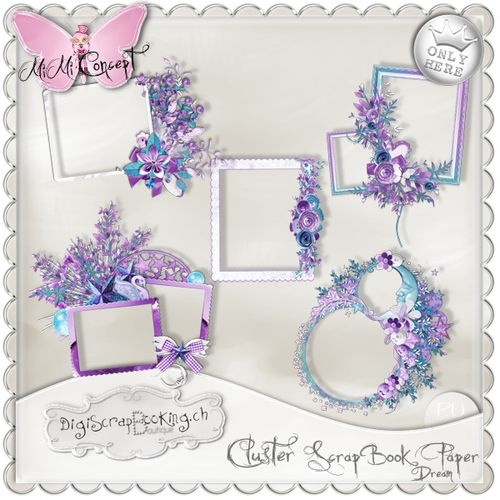MiMiConcept-Cluster-ScrapBook-Paper-Dream-pv.jpg