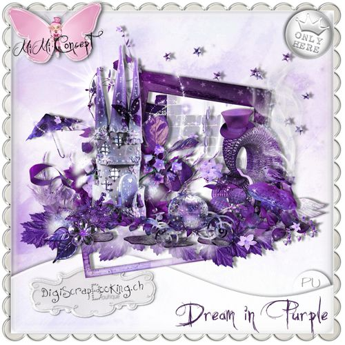 MiMiConcept-Dream in Purple-pv