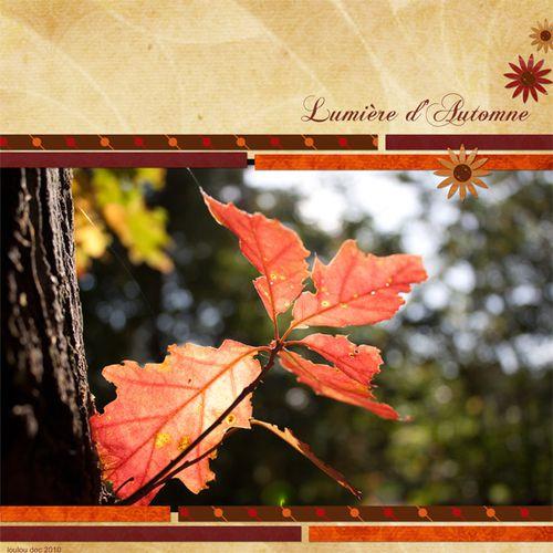 lumière d'automne 600