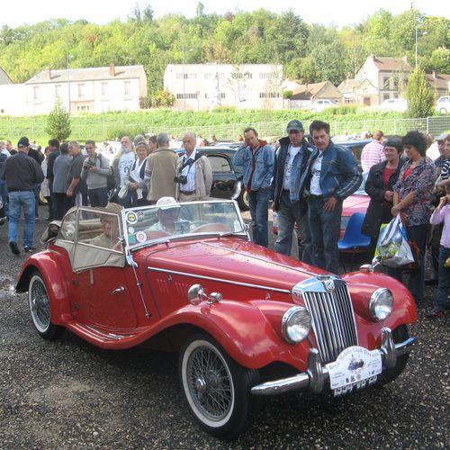 Retro mobile Dreux 35ème anniversaie 2011 013