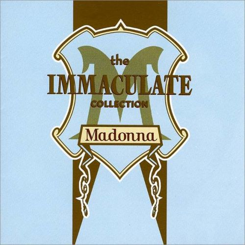 the immaculate collection CD large