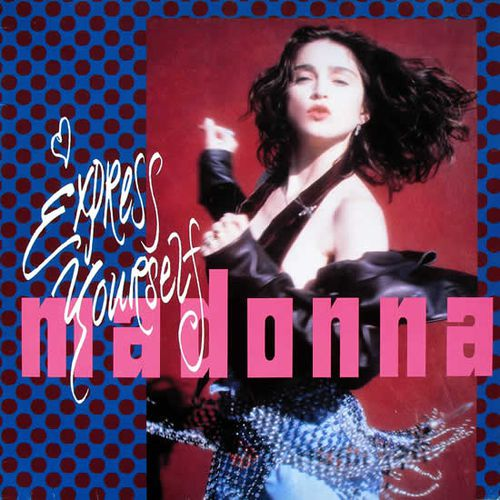 madonna express yourself-W2948T-1121452306