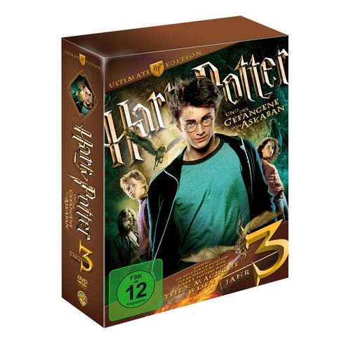 harry potter 3 et 4 en coffret dvd blu ray dition ultimate et la france. Black Bedroom Furniture Sets. Home Design Ideas