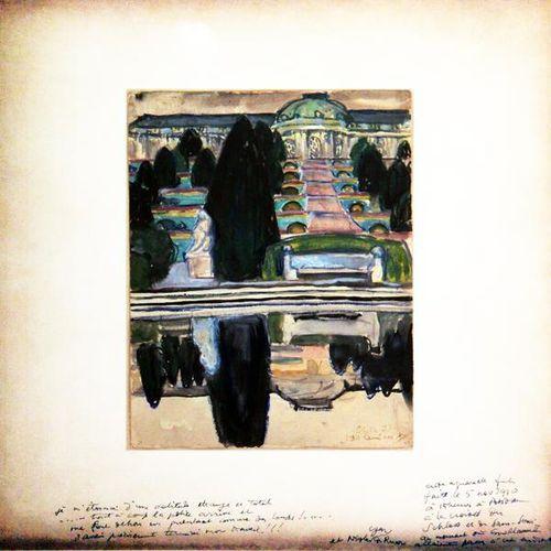 772b4 Expo Le Corbusier à l'Institut Français d'Athènes