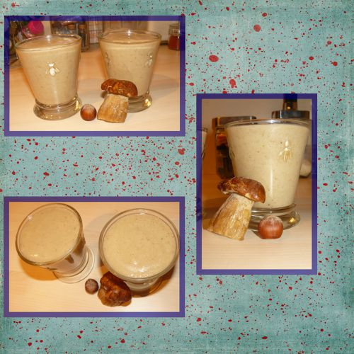 veloute cepes