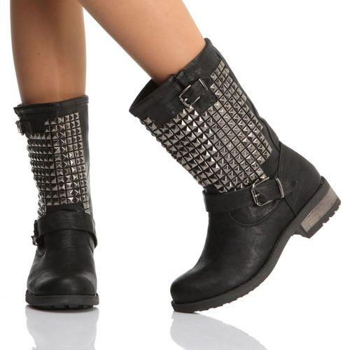 Boots Ash cher bottes motardes Chaussure TEXAS Noir ash pas dxeQCBWroE