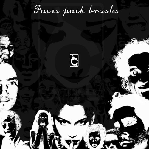 faces pack brushs by camisole pictures