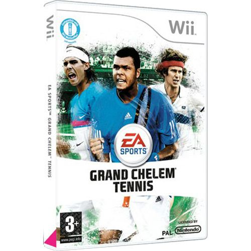 Gran Chelem Tennis - Wii - Harry Hardcore Gamer