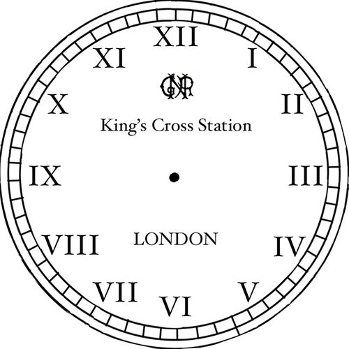 HORLOGE KINGS CROSS