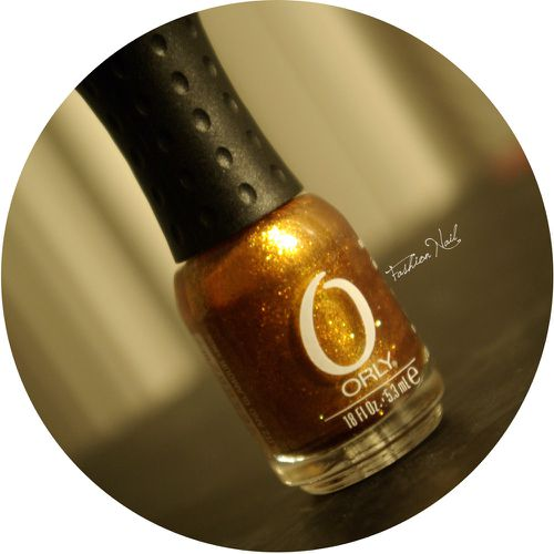Orly - glitz and glamour