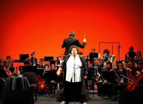 Juliette et le philharmonique, Châtelet (19 mai 2013)