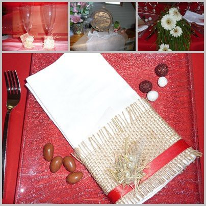 D co de mariage country western cuisine d co by maria for Deco cuisine western