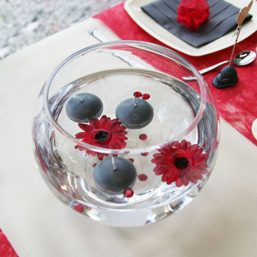 centre de table vase pour fleurs flottantes mariage forum vie pratique. Black Bedroom Furniture Sets. Home Design Ideas