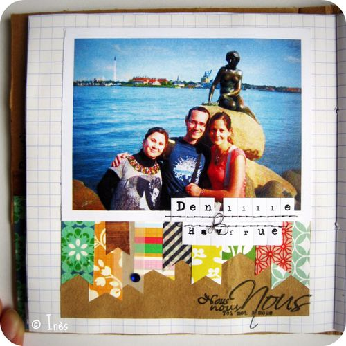Scrap Inès Mini Album Scrap Copenhague Danemark C-copie-19
