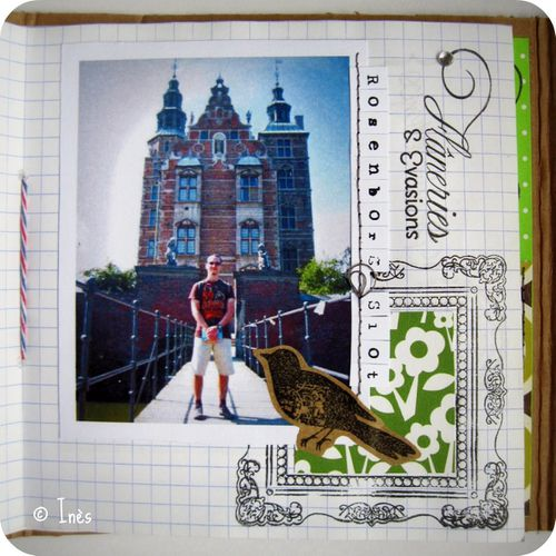 Scrap Inès Mini Album Scrap Copenhague Danemark C-copie-28