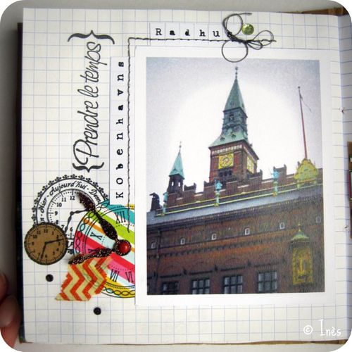 Scrap Inès Mini Album Scrap Copenhague Danemark C-copie-30