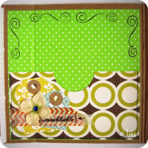 Scrap Inès Mini Album Scrap Copenhague Danemark C-copie-47