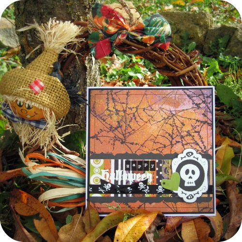 Scrap Inès Carte Card Haloween We R Memory Keeper-copie-2