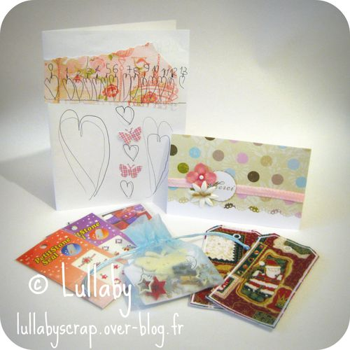 Scrap Inès Merci Lullaby