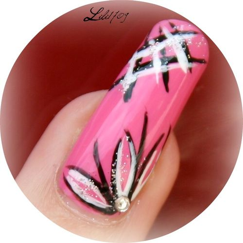 Pink Funky-ret