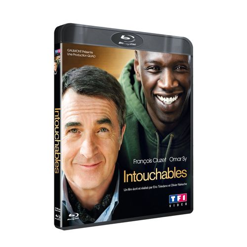 Intouchables Edition Simple Blu Ray-v2